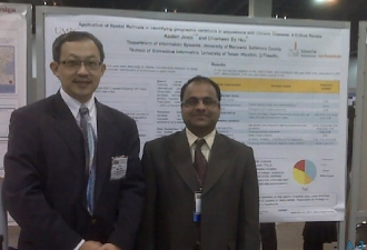 With one of the best PhD Advisor Dr. Hsu 2012