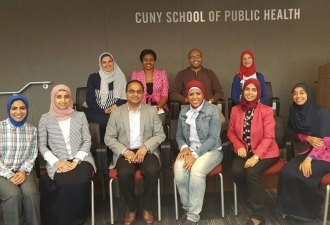 Visit by Fulbright Scholars from Egypt 2016