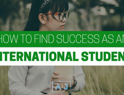 How To Find Success As An International Student