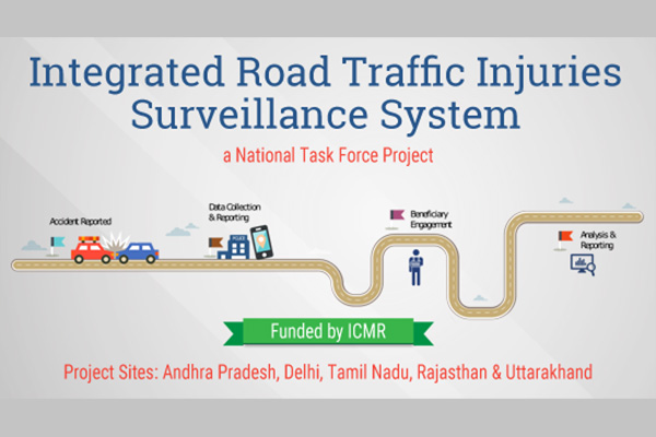 Ashish Joshi's Projects - Integrated Road Traffic Injury Surveillance: India