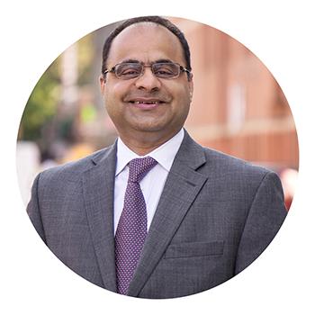 Dr. Ashish Joshi, Visionary leader, Applied Researcher, Innovator, Entrepreneur and a Mentor