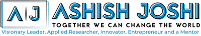 Ashish Joshi Website Logo