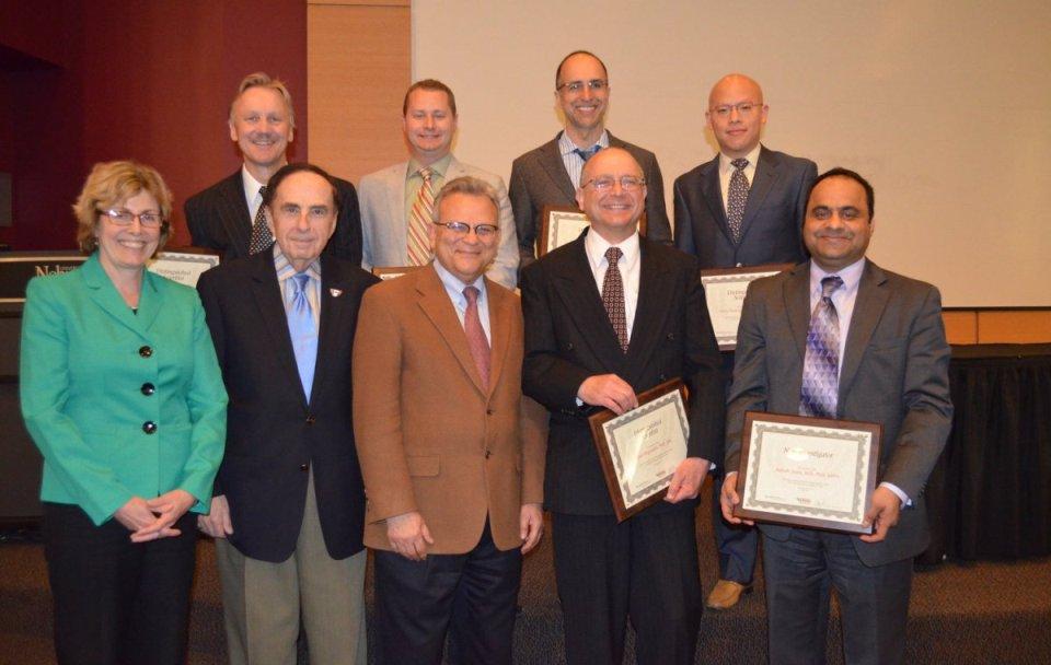 UNMC Research Innovation Award 2013, Dr. Ashish Joshi
