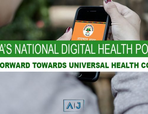 COVID-19 trends in EcuadorIndia's National Digital Health Policy: A step forward towards Universal Health Coverage