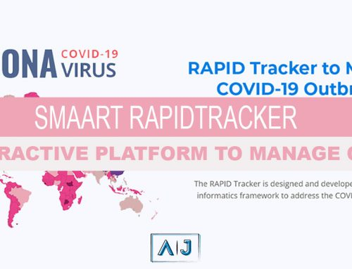 SMAART RAPIDTracker: An Interactive Platform to manage COVID-19 using SMAART Informatics framework